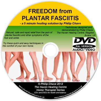 Rapid Relief from the Pain of Plantar Fasciitis DVD